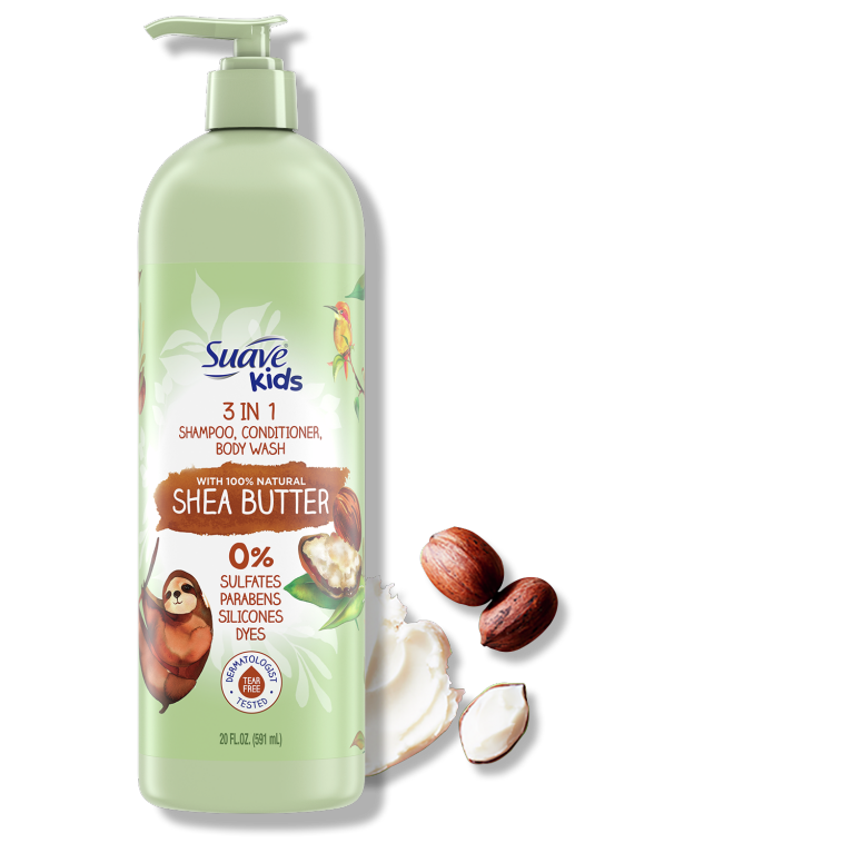Suave Kids 3in1 Shampoo