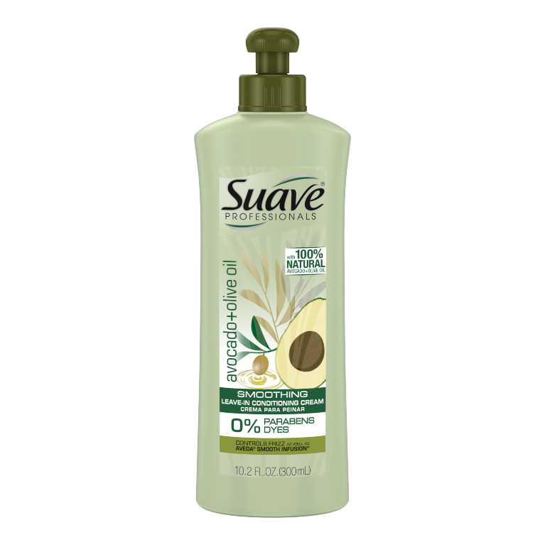 Avocado + Olive Oil Smoothing Leave-In Conditioner 10.1oz