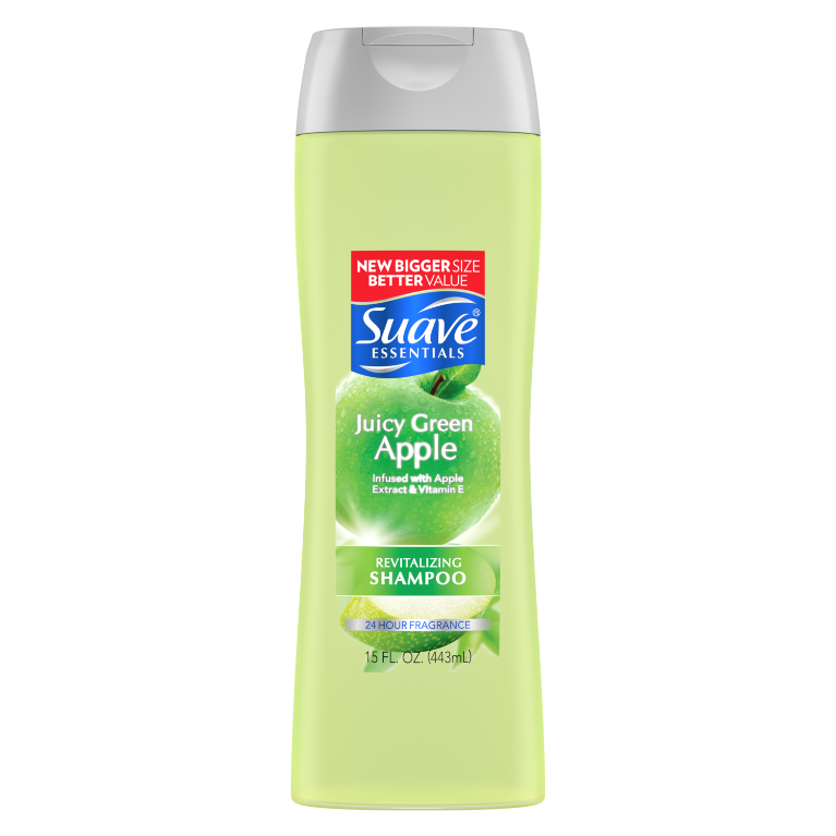 Essentials Juicy Green Apple Shampoo 15oz