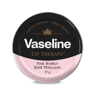 Vaseline® Lip Therapy Pink Bubbly Tin