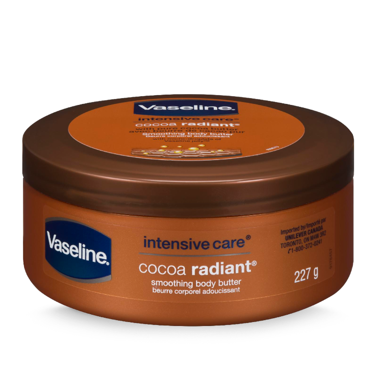 Vaseline® Intensive Care Cocoa Radiant Body Butter