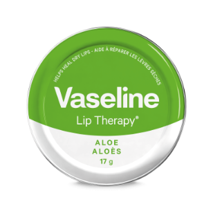 Vaseline® Lip Therapy Aloe Tin
