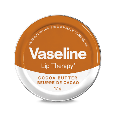Vaseline® Lip Therapy Cocoa Butter Tin