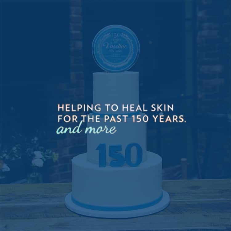 Helping to heal skin for the past 150 years. And more.