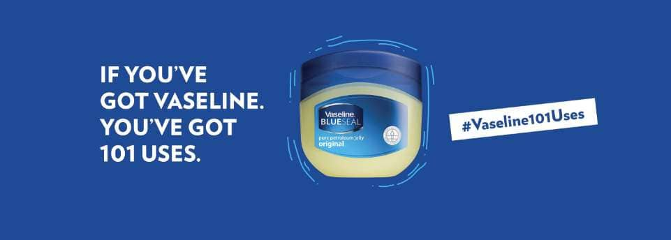 Discover 101 Uses for Vaseline Petroleum Jelly | Vaseline