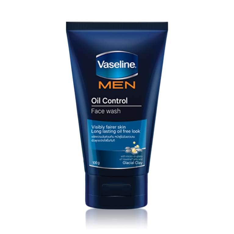 Vaseline® Men Face Oil Control Face Wash 100g