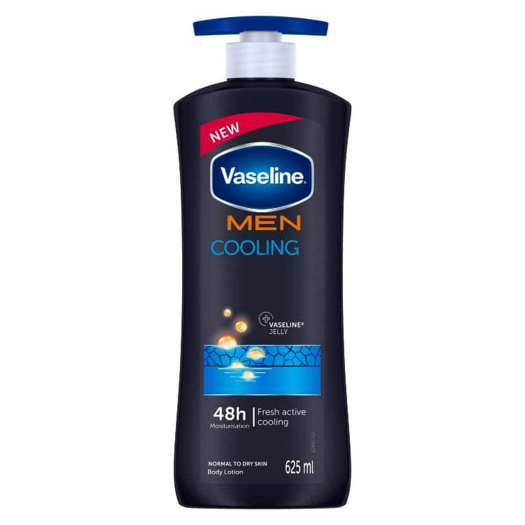 Vaseline® MEN Cooling Body Lotion 625ml