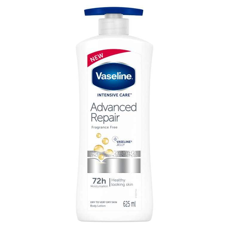 Vaseline® Intensive Care Advanced Repair Unfragranced Body Lotion 625ml