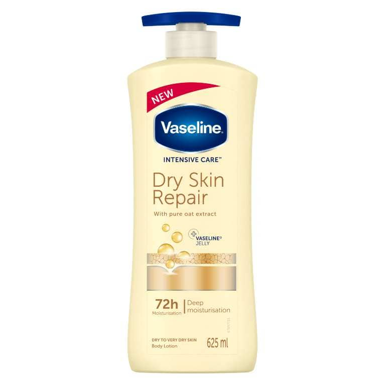 Vaseline® Intensive Care Dry Skin Repair Body Lotion 625ml