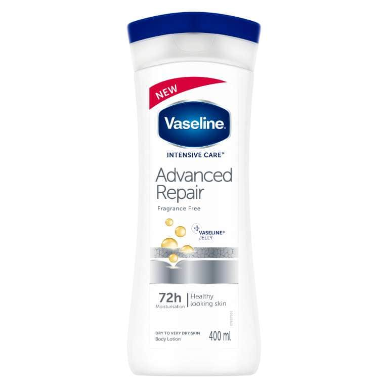 Vaseline® Intensive Care™ Advanced Repair Unfragranced Body Lotion 400ml