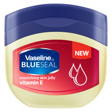 Vaseline® Blue Seal Vitamin E Petroleum Jelly 50ml