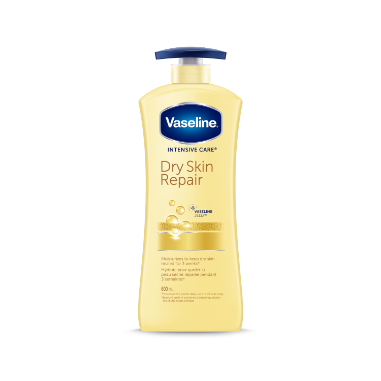 Vaseline® Intensive Care® Dry Skin Repair Body Lotion