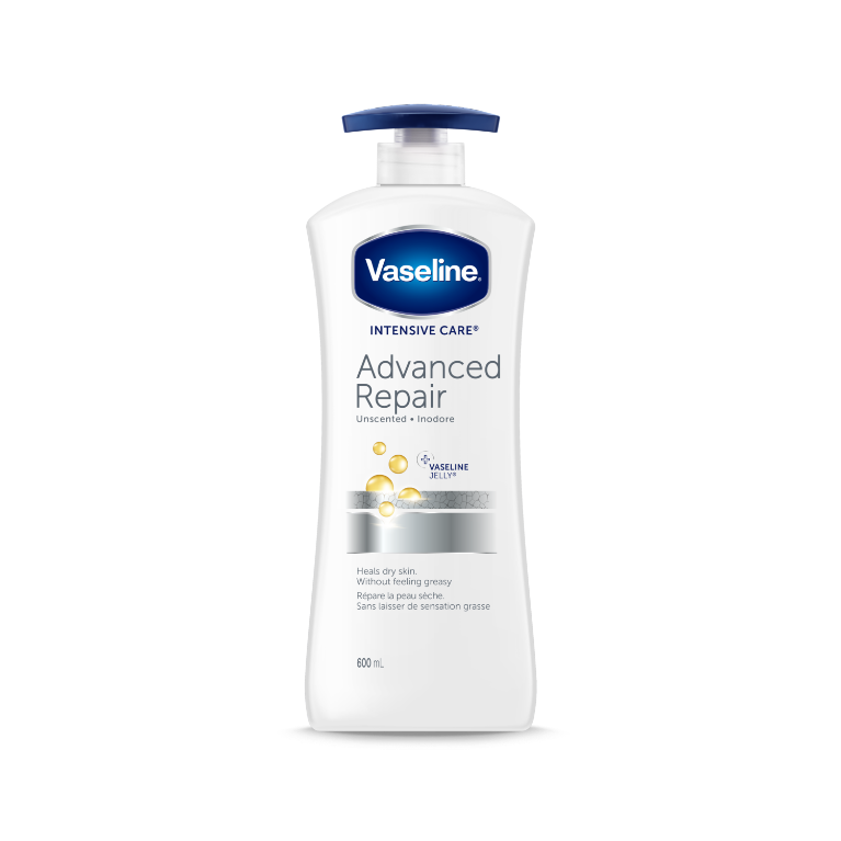 Vaseline® Intensive Care Advanced Repair Unscented Lotion