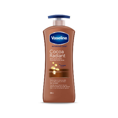 Vaseline® Intensive Care® Cocoa Radiant Body Lotion