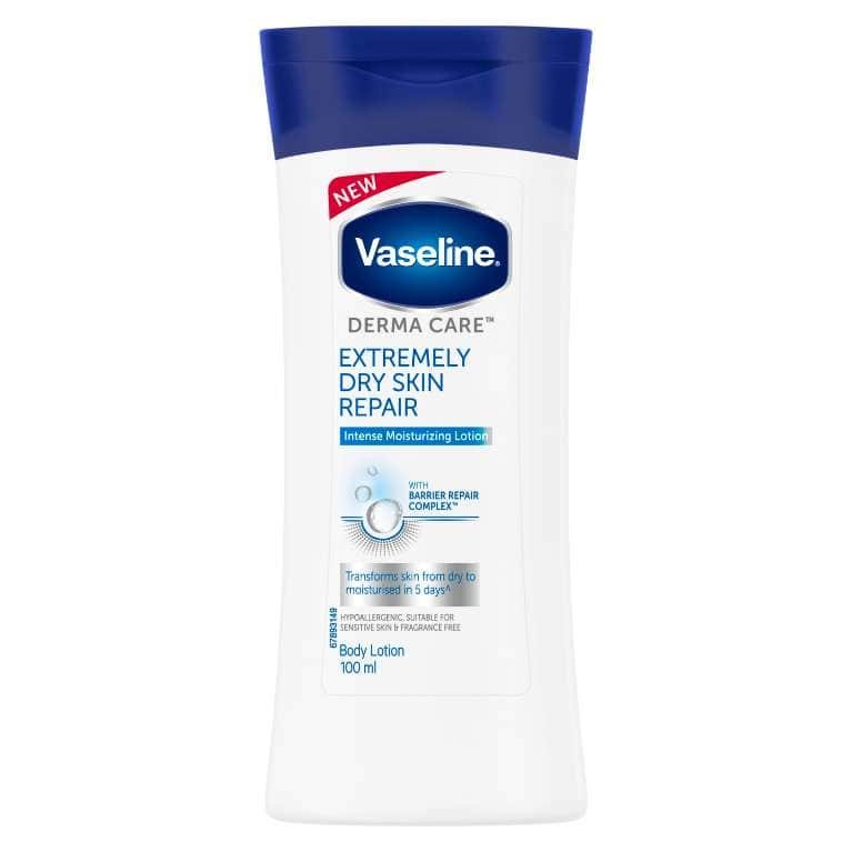 Vaseline Derma Care Extremely Dry Skin Repair Lotion 100ml