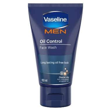 Vaseline® MEN Oil Control Face Wash 100ml