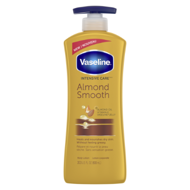 Vaseline Almond Smooth 20.3 oz.