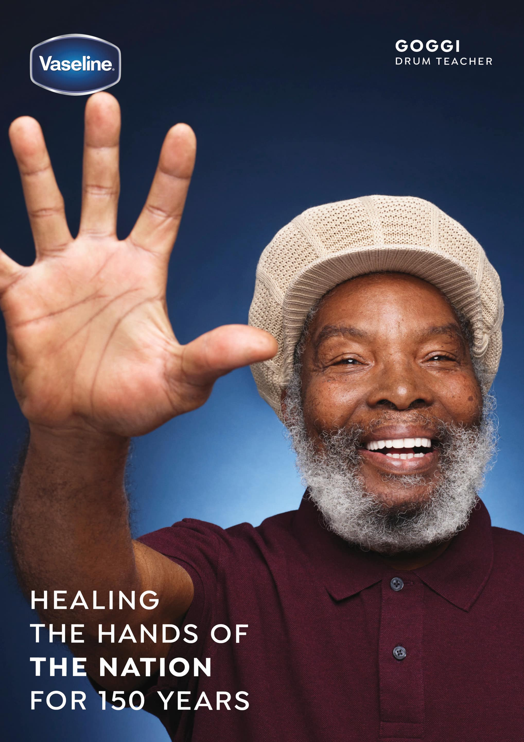 Healing the hands of the nation