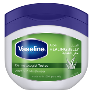 VASELINE JELLY ALOE FRESH (VIK) 48X100ML
