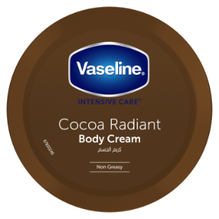 VASELINE BODY CREAM COCO VNA 24X120ML