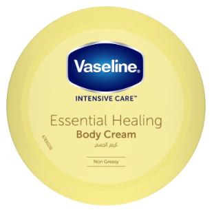 VASELINE BODY CREAM ESSL HE VNA 24X120ML