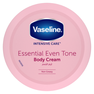 VASELINE BODY CREAM EVN TON VNA 24X120ML
