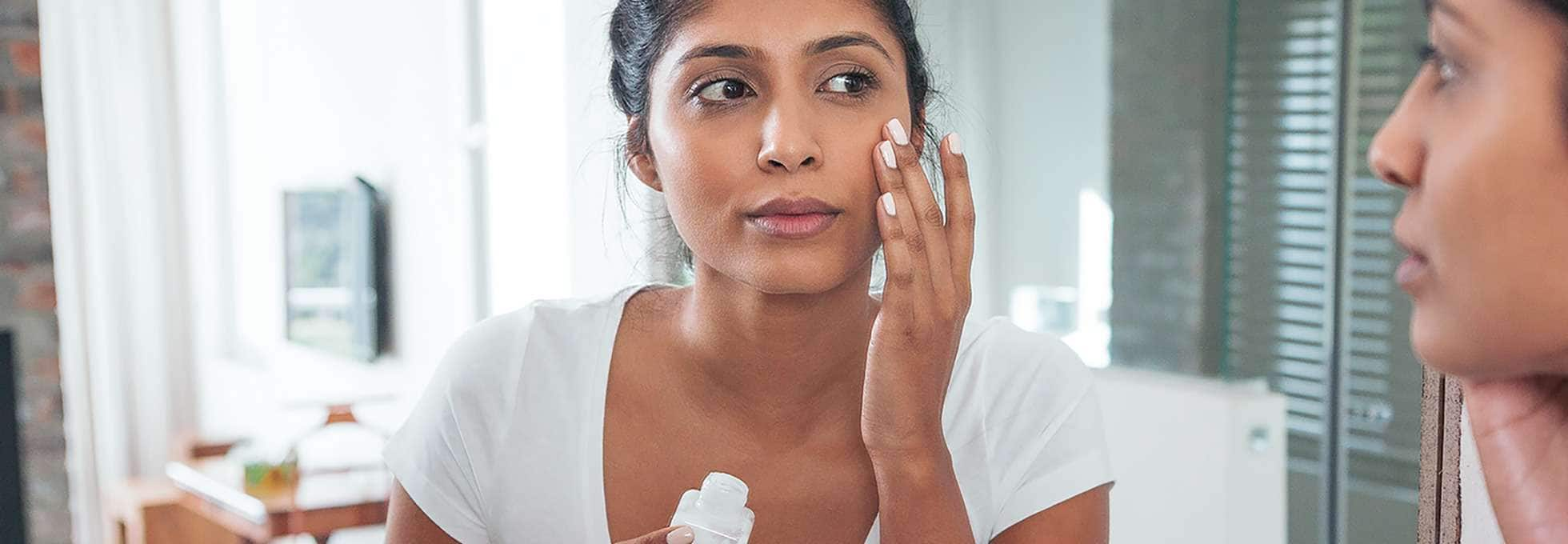 18 How to Deal with Dry Patches on the Face