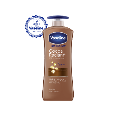 Vaseline® Intensive Care™ Cocoa Radiant Lotion