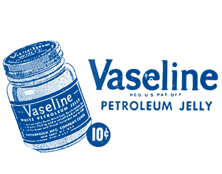 Vaseline Bottle 10 cents