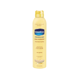 26 Vaseline Intensive Care Essential Healing Spray Lotion 6.5 oz