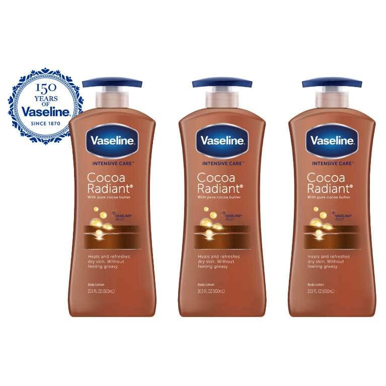 Vaseline® Intensive Care™ Body Lotion Cocoa Radiant 20.3 oz