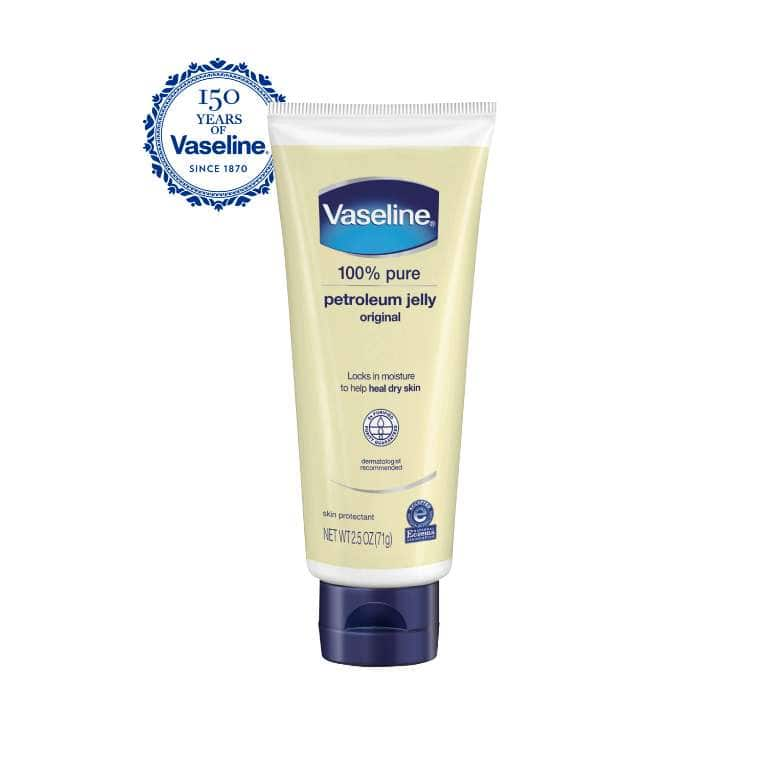 Vaseline® Petroleum Jelly Tube 2.5 oz. FOP