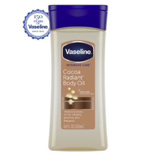 Vaseline Cocoa Radiant Body Gel Oil 6.8 oz