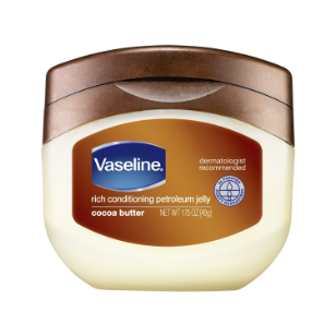 Vaseline Petroleum Jelly Cocoa Butter 1.75 oz