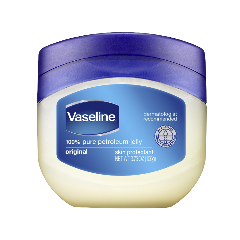 Vaseline® Petroleum Jelly 3.75 oz. FOP
