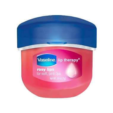 Vaseline® Lip Therapy® Rosy Lip Balm Mini 0.25 oz. FOP