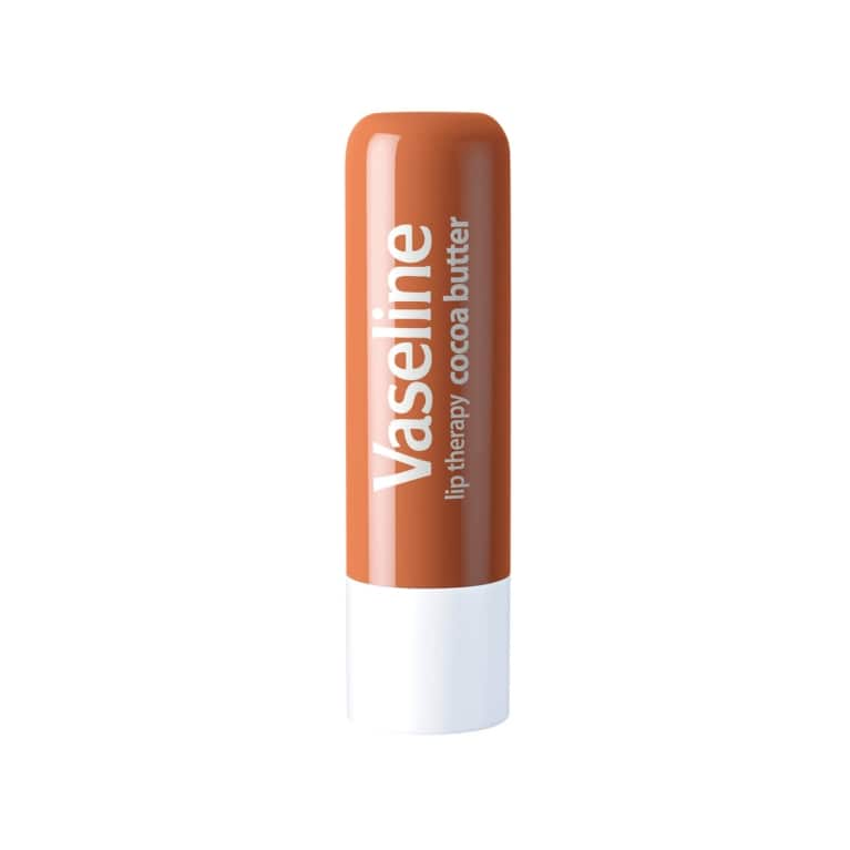 Vaseline® Lip Therapy® Cocoa Butter Stick  0.16 oz FOP